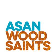 Wood Saints  logo