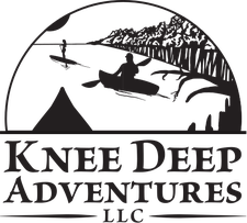 Knee Deep Adventures logo