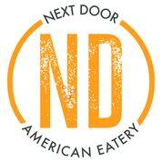 Next Door American Eatery logo