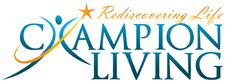 Champion Living - Jewell & Kellie Jones logo