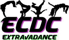Extravadance Competitive Dance Company logo