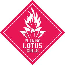 Flaming Lotus Girls logo