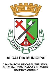 Alcaldía Municipal Santa Rosa de Cabal. logo