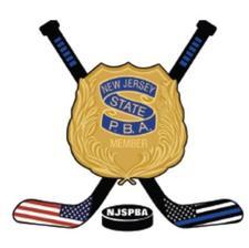 New Jersey State Policemen's Benevolent Association Hockey Team  logo
