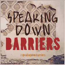 Speaking Down Barriers logo