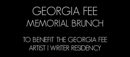 Georgia Fee Memorial Brunch