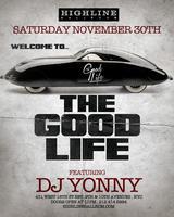 Highline Ballroom Saturdays with 92.3's DJ Yonny