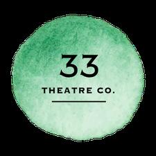 THIRTY THREE THEATRE COMPANY logo