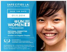 Second Annual Assembly: Safe Cities LA by Greater L.A. USNC-UN...