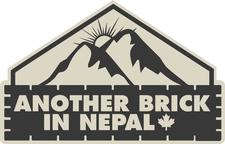Another Brick In Nepal - Canada logo