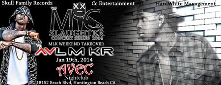 The MIC Slaughter Concert Series 2014