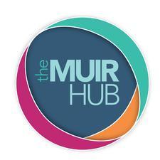 The Muir Hub logo