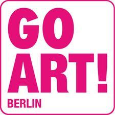 GoArt! Berlin logo