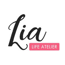 Lia Life Atelier | CoWorking, CoLearning, CoPlaying logo