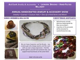 Annual Handcrafted Jewelry & Accessory Show