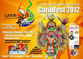 "THE 7th ANNUAL INTERNATIONAL CARIBBEAN FESTIVAL ""CARIBFEST"""