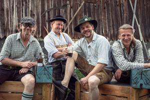 Alpin Drums - Der Berg groovt - Ramstein