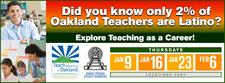 Teach Tomorrow in Oakland  logo