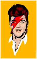 Bowie/Elvis/James & The Giant Pasty Birthday Bash