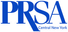 Central New York Chapter of the Public Relations Society of America logo