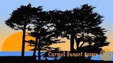 Carmel Sunset Rotary Club logo