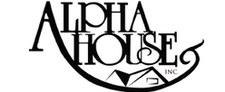 Alpha House Recovery Community logo