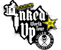 Inked Up World Tour Wrap Party and Group Art Exhibition
