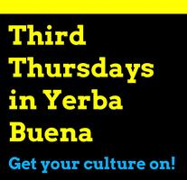 Third Thursdays in Yerba Buena 2014
