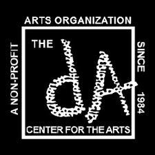 The dA Center for the Arts  logo