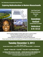 Dec 3, 2013 Webinar: Western Mass w/Gwendolyn VanSant