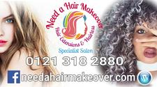 Need a Hair Makeover Hair Extensions & Hair Loss Specialist logo