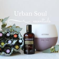 Urban Soul Essentials logo