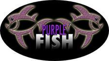 Purple Fish Band logo