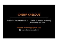 Cherif KHELOUS logo