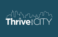 Thrive in the City  logo
