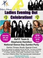 Ladies Evening Out with ReFIT & Stephanie Hamilton