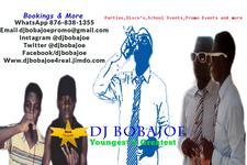 DJ Bobajoe logo