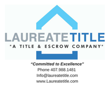 Laureate Title logo