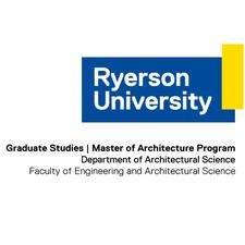 M.Arch. Program logo