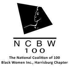 National Coalition of 100 Black Women Inc, Harrisburg Chapter  logo