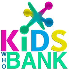 Kids Who Bank logo