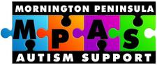 Mornington Peninsula Autism Support logo