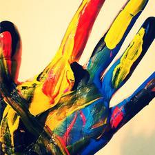 Erin Redline/ Redline Paint Events logo