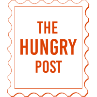 The Hungry Post logo
