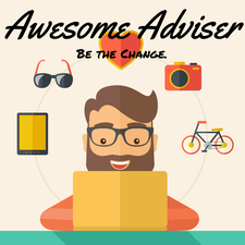 Awesome Adviser logo