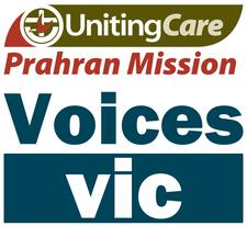 Voices Vic logo