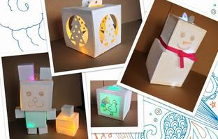 STEAMDojo: Glowing LED Cube + Stop Motion M