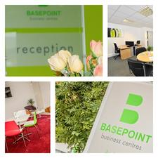 Basepoint Andover logo