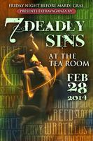 Friday Night Before Mardi Gras Extravaganza XV - 7 Deadly Sins