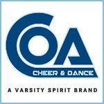 COA Cheer and Dance logo